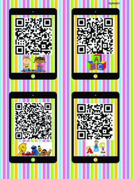 Educational Video QR Codes