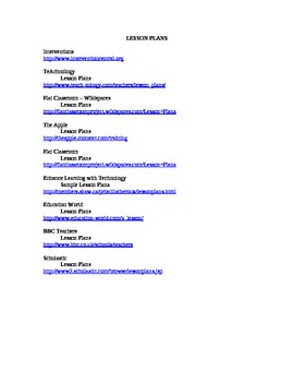 Educational Web sites