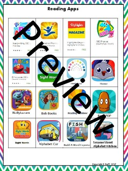 Educational Websites and Apps