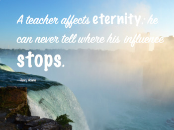 Educational and Inspirational Quotes for the Classroom Photography Backgrounds