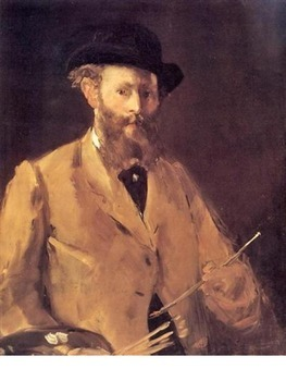 Eduoard Manet Art Lesson Primary