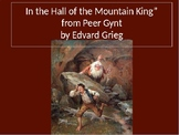 Edvard Grieg In the Hall of the Mountain King