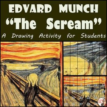 "Edvard Munch - Recreating ""The Scream"" Painting - Historic Paintings"