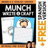Writing Craft - Edvard Munch Art History