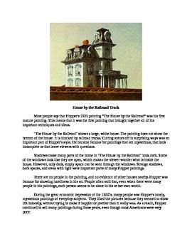 Edward Hopper - A Short Biography for Kids