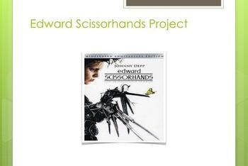 PBL Edward Scissorhands film study