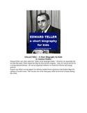 Edward Teller - A Short Biography for Kids
