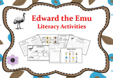 Edward The Emu - Literacy Activities