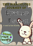 The Miraculous Journey of Edward Tulane: Novel Study