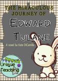 The Miraculous Journey of Edward Tulane: Novel Study
