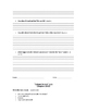 Edward Tulane Assessment Bundle