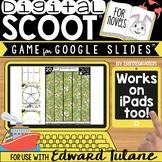 Edward Tulane by Kate DiCamillo Interactive Digital Scoot on Google Slides