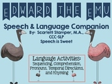 Edward the Emu: Speech and Language Companion