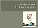 Edward the Emu | Collaborative Conversations | Vocabulary | Text Talk