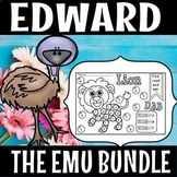Edward the Emu growing bundle (50% off for 48 hours)