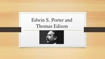 Edwin S. Porter Powerpoint Presentation