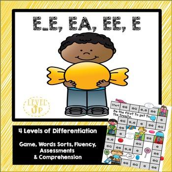 Ee, Ea, E_E, E Game and Word Sort
