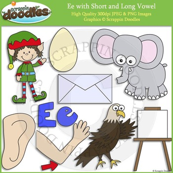 E Short and Long Vowel