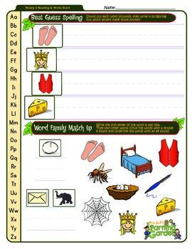 Ee vowel sounds worksheet