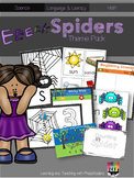 Eeeek Spiders Theme Pack