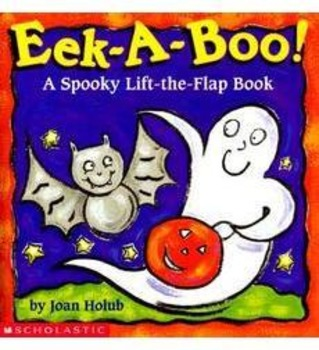 Eek-A-Boo! - Story Visuals [speech therapy and autism]