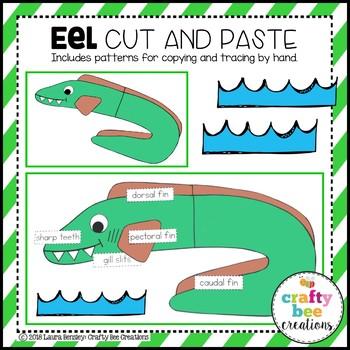 Eel Craft (Label It!)