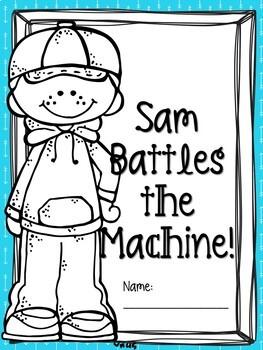 Eerie Elementary #6: Sam Battles the Machine Literature Guide