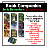 Eerie Elementary: Complete Series! Book Companion| Novel S