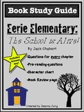 Eerie Elementary: The School is Alive! (Book #1 Study Guide)