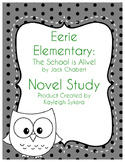 Eerie Elementary by Jack Chabert - Chapter Questions