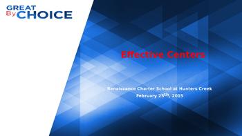 Effective Centers