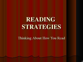 Effective Commom Core Reading Strategies Powerpoint