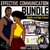 Effective Communication BUNDLE (Print and Digital - 122 pages)
