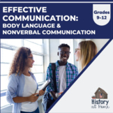 Effective Communication: Body Language and Nonverbal Commu