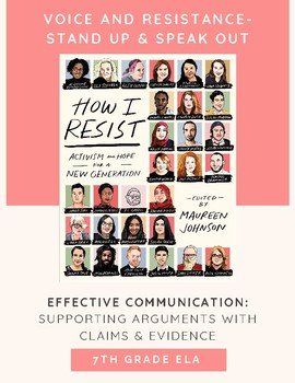 "Effective Communication: ""How I Resist"""