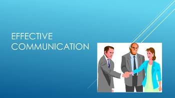 Effective Communication Lesson