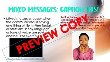 Effective Communication Warm-Ups & Focus Activities