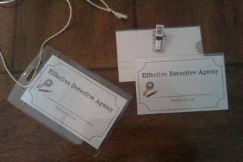 Effective Detectives: Problem Solving Using ELA and Math Mysteries