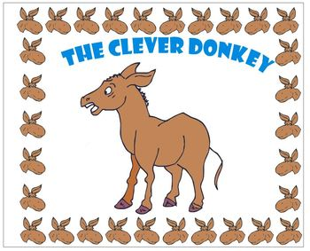 Effective Early Reading  - The Clever Donkey