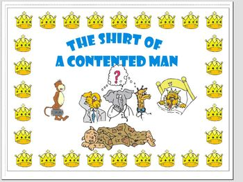 Effective Early Reading  - The Shirt of a Contented Man