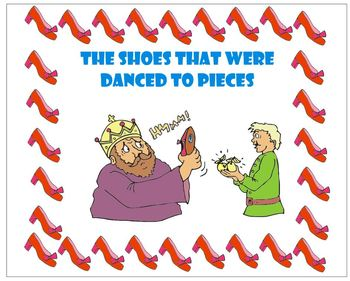 Effective Early Reading  - The Shoes that were Danced to Pieces