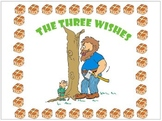 Effective Early Reading  - The Three Wishes