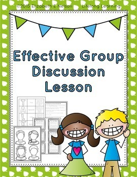 Effective Group Discussion Lesson