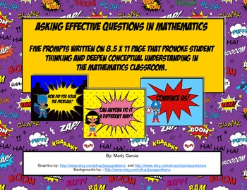 Effective Math Question Posters