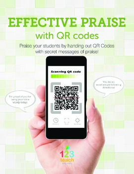 Effective Praise with QR codes