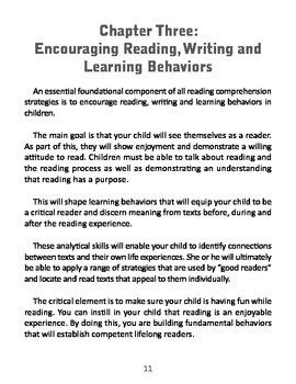 Effective Preschool Reading Comprehension Strategies eBook