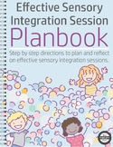 Effective Sensory Integration Session Planbook - Occupational Therapy