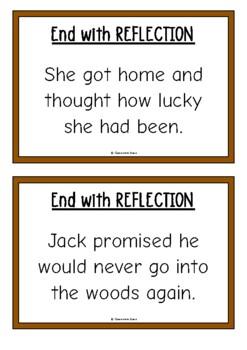 Effective Story Endings