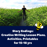 Effective Story Endings: Creative Writing Lesson Plans for