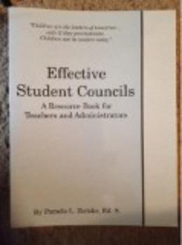 Effective Student Councils